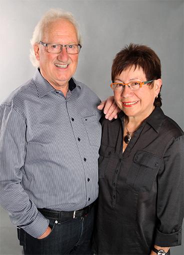 Horst und Antonia Lang